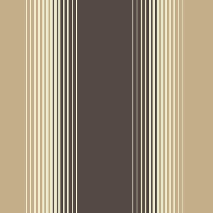 Fine Decor Zara Stripe Designer Feature Wallpaper Brown