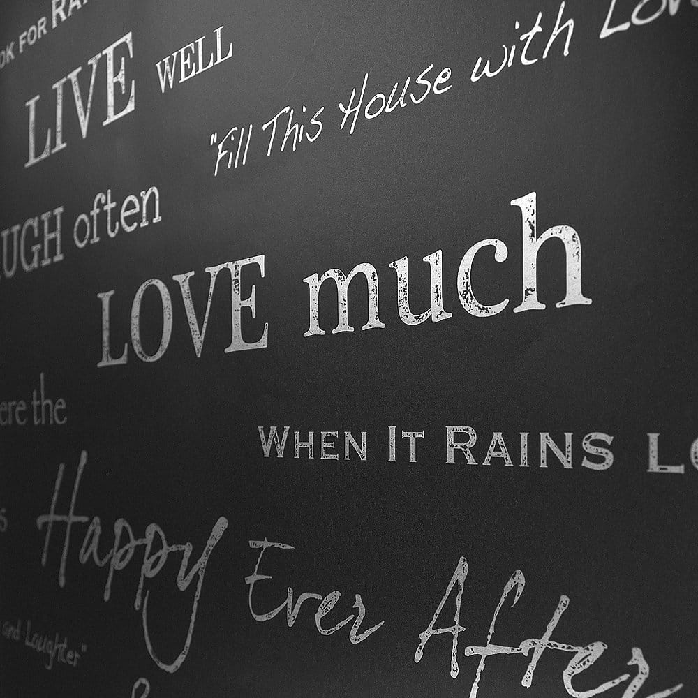 quotes on bedroom walls