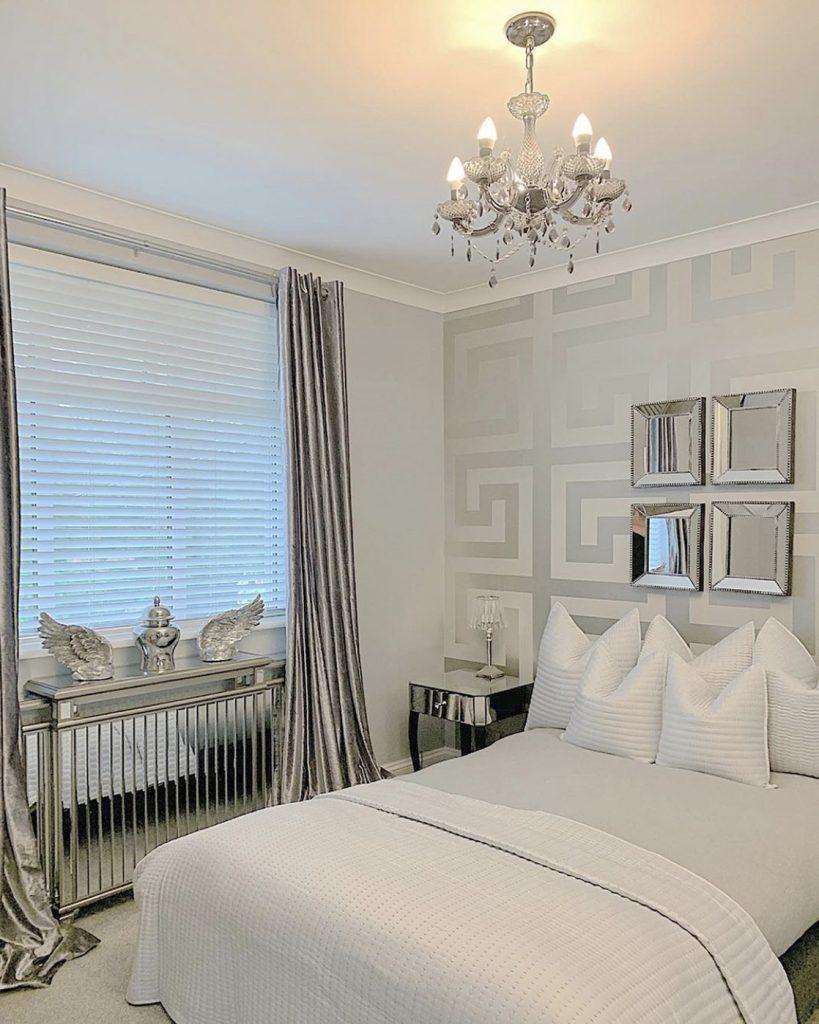 small bedroom decorating ideas  i love wallpaper