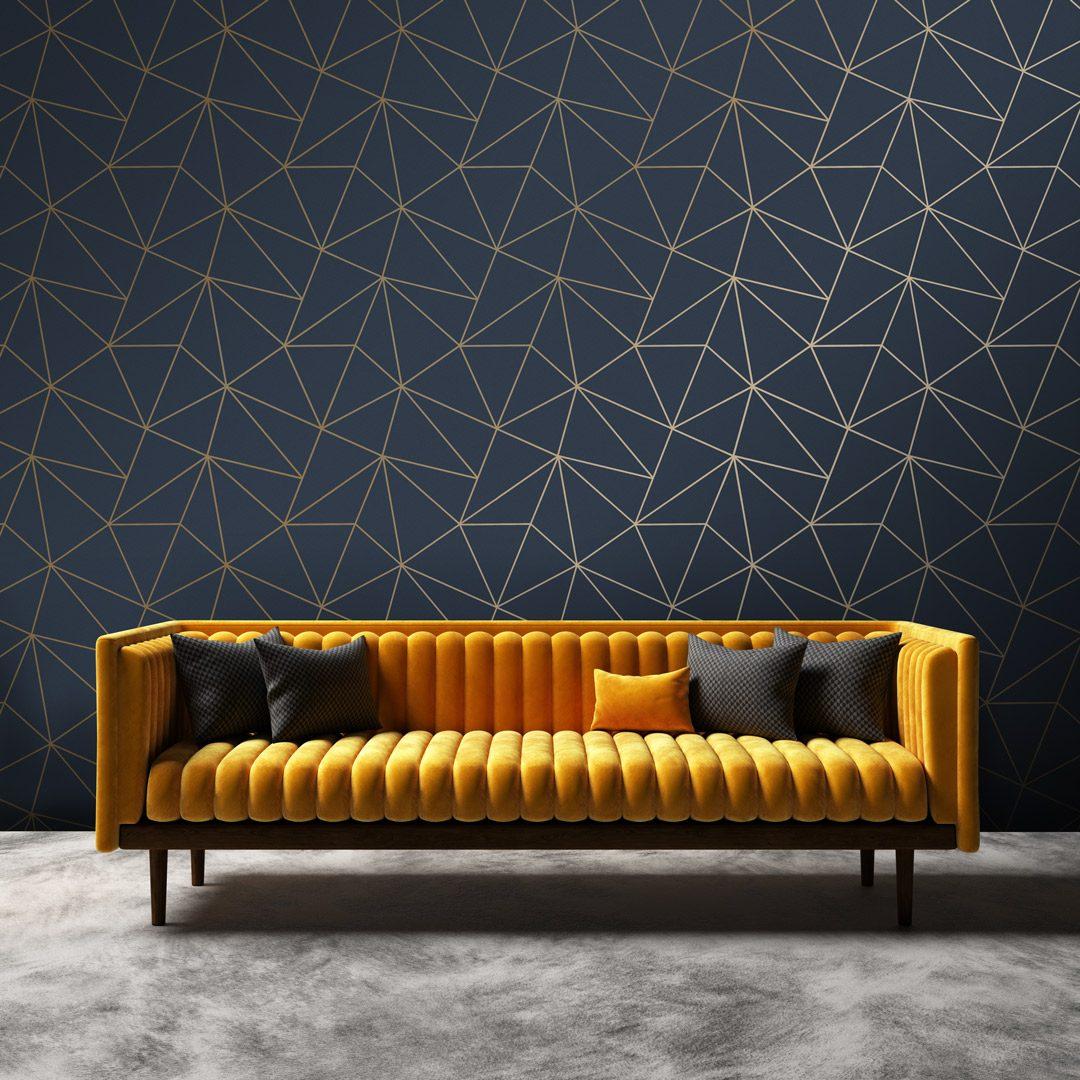 23 Purple Dining Room Designs Decorating Ideas: Living Room Decorating Ideas