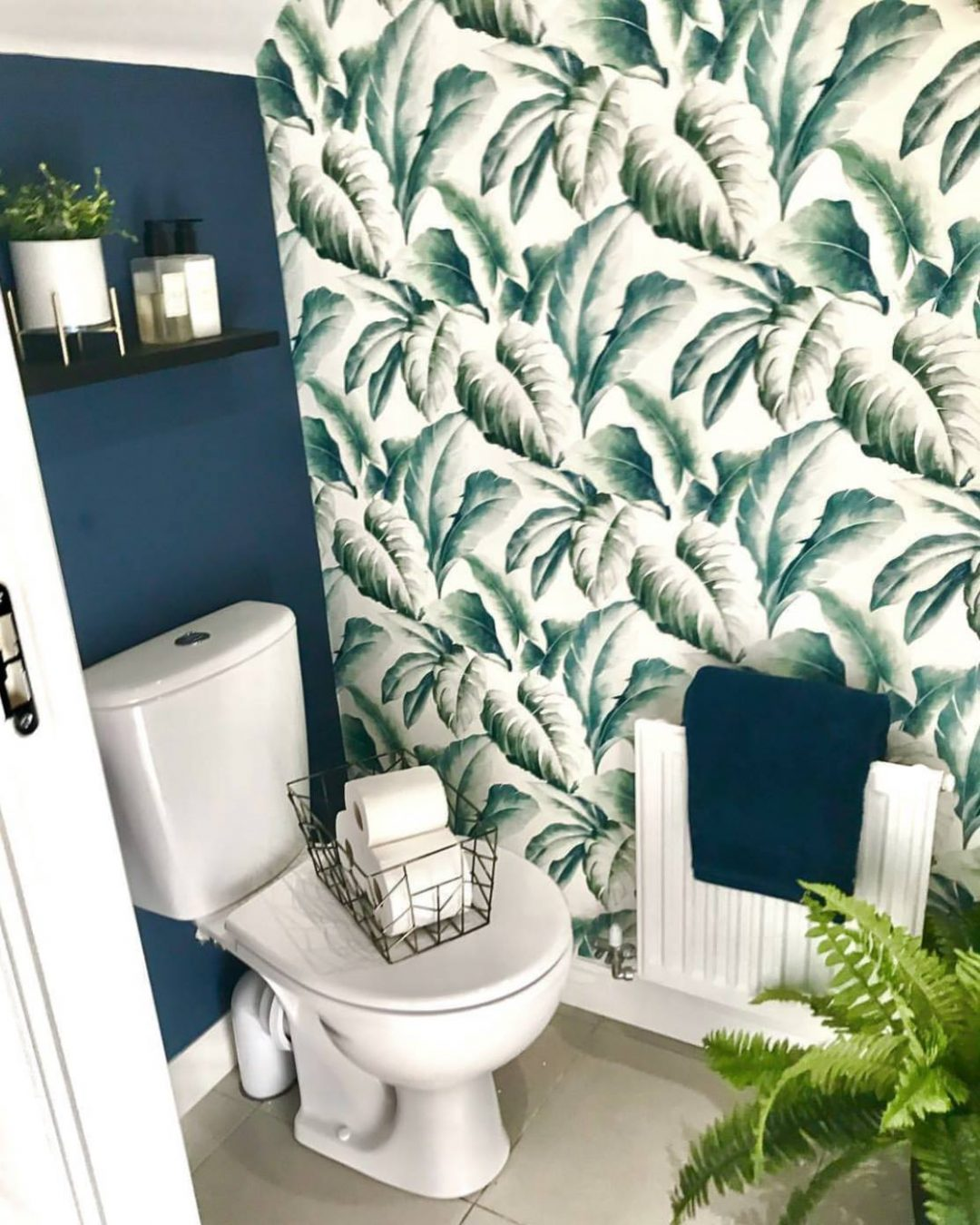 Bold Wallpapers For A Daring Bathroom I Love Wallpaper