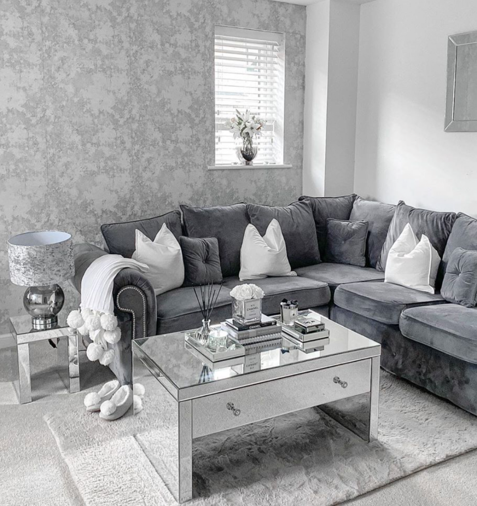 Grey Living Room Ideas We Ve Seen This, Silver Living Room