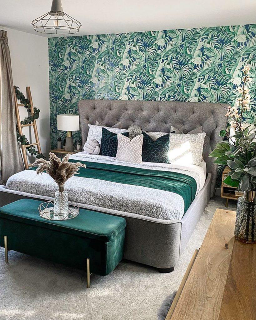 Master Bedroom Decorating Ideas I Love Wallpaper