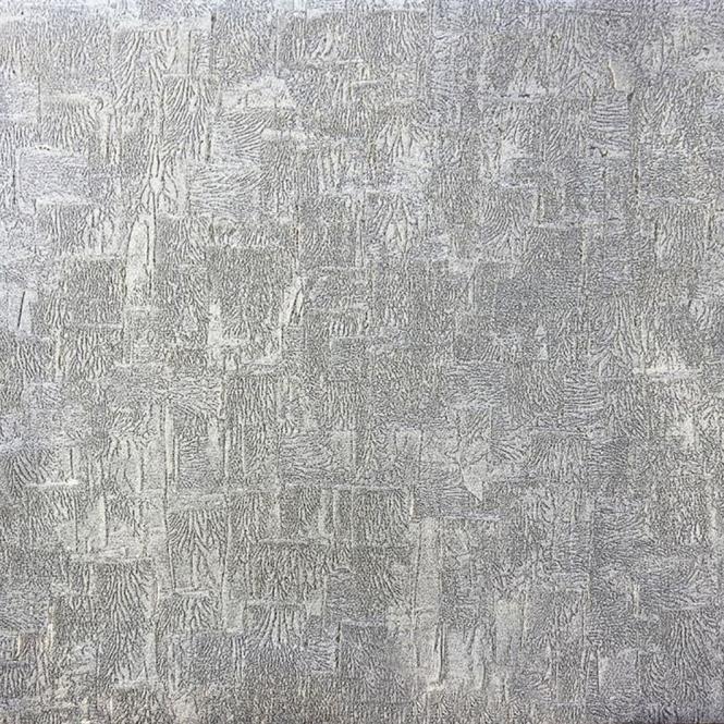 Arthouse A La Mode Foil Metallic Wallpaper Silver