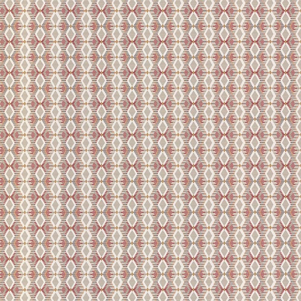 India Stripe Wallpaper Multicoloured 698600