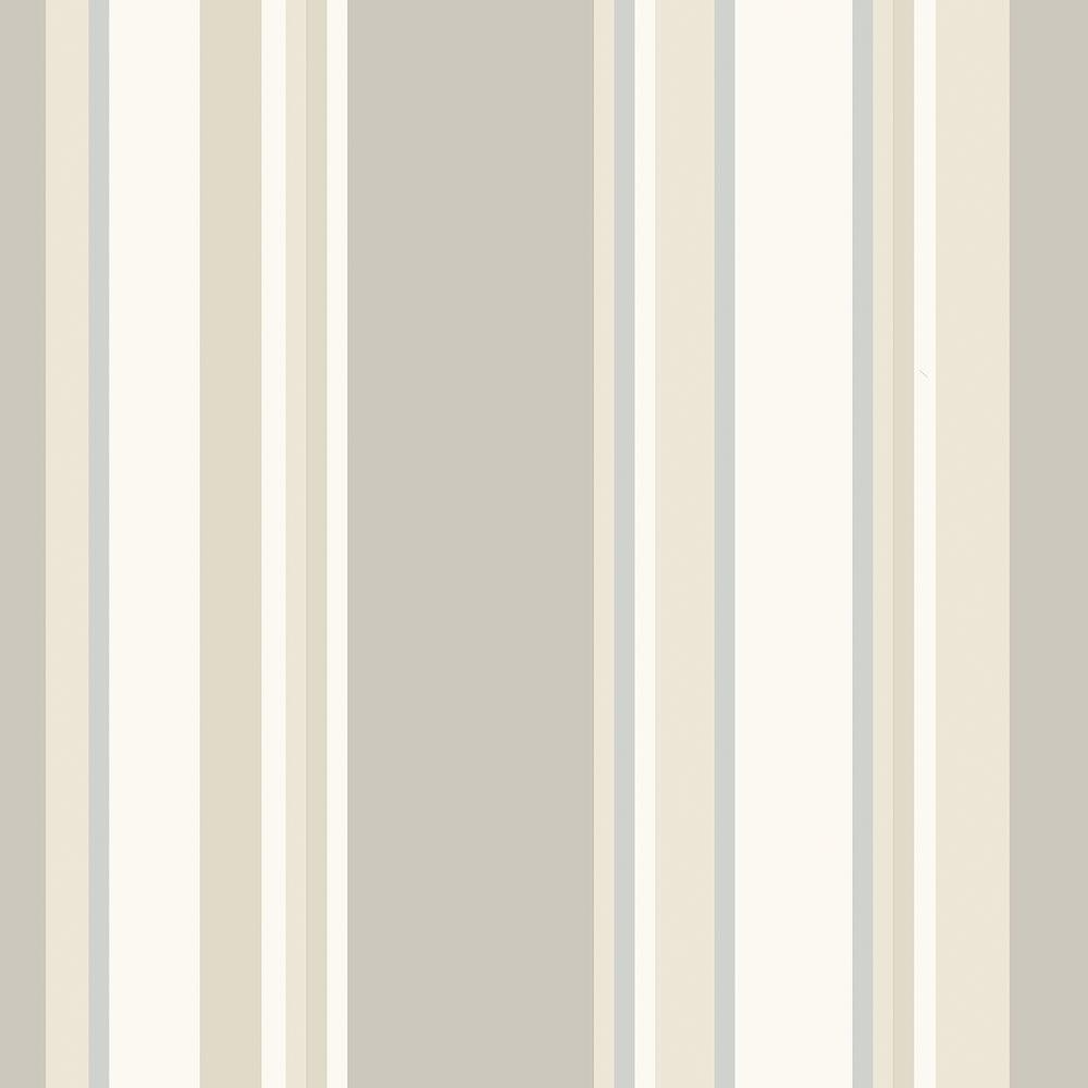 Orla Stripe Wallpaper Neutral 691001