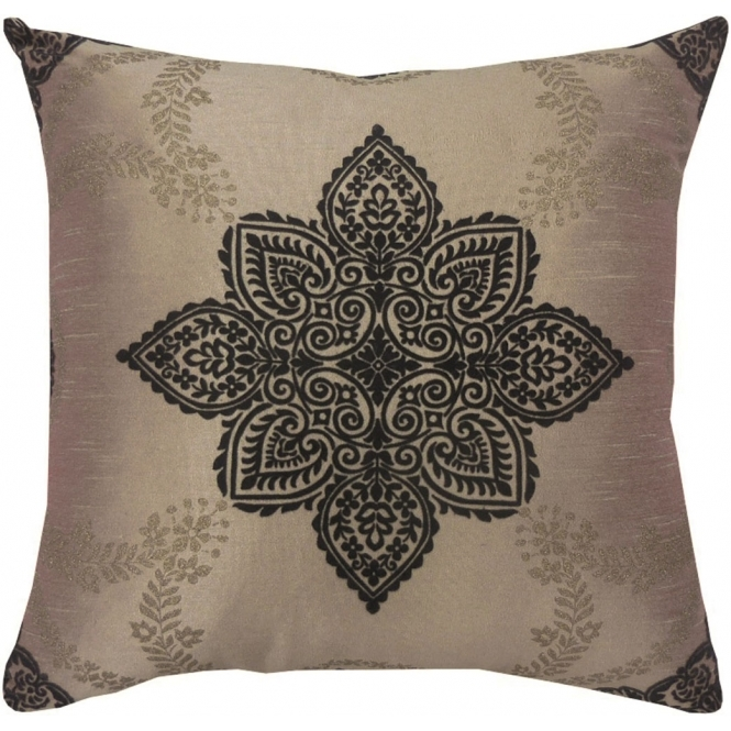 Arthouse Sophie Conran Anise Medallion Cushion Bronze (008319)