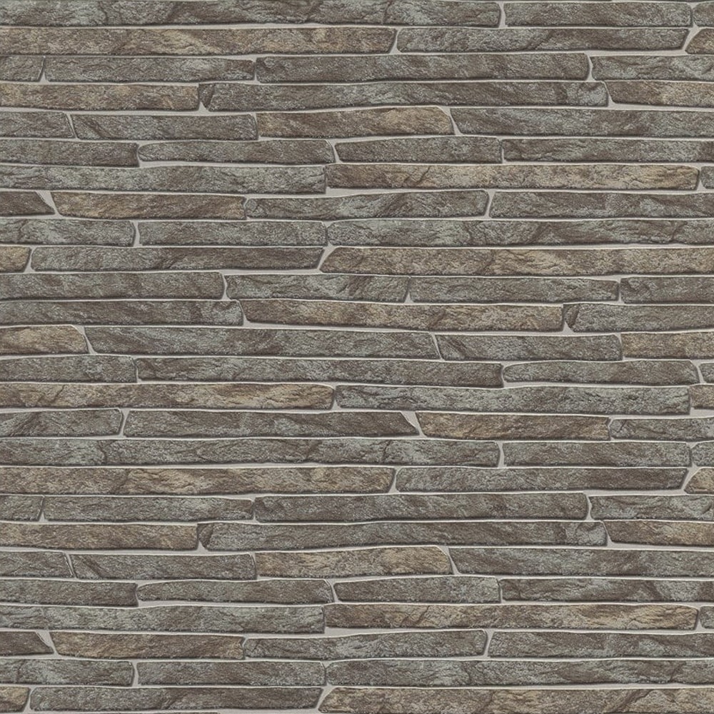 Authentic Slate Wallpaper Grey 6828 11