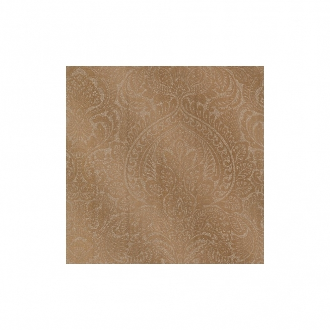Decorline Avalon Alistair Damask Wallpaper Copper (DL21408)