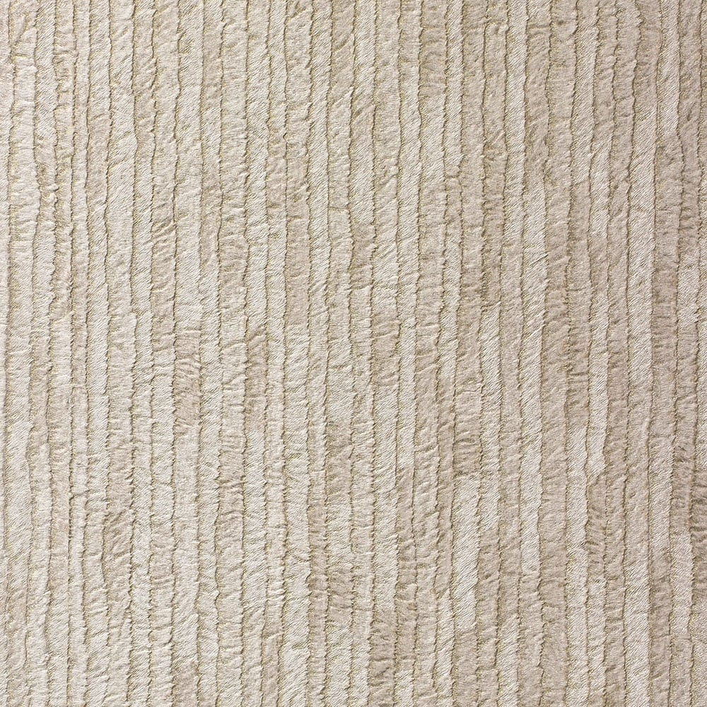 Crown Bergamo Leather Texture Wallpaper Light Gold Beige