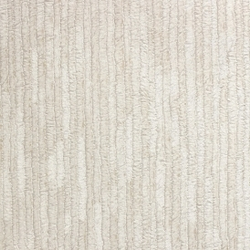 Bergamo Leather Texture Wallpaper Silver Cream