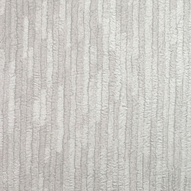 Bergamo Leather Texture Wallpaper Silver Light Grey