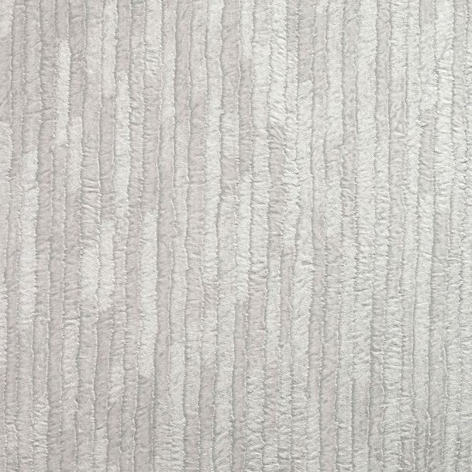 Crown Bergamo Leather Texture Wallpaper Silver, Light Grey (M1401)