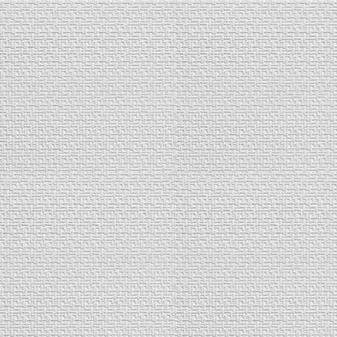 Anaglypta Boland Textured Paintable Wallpaper White (RD0901)