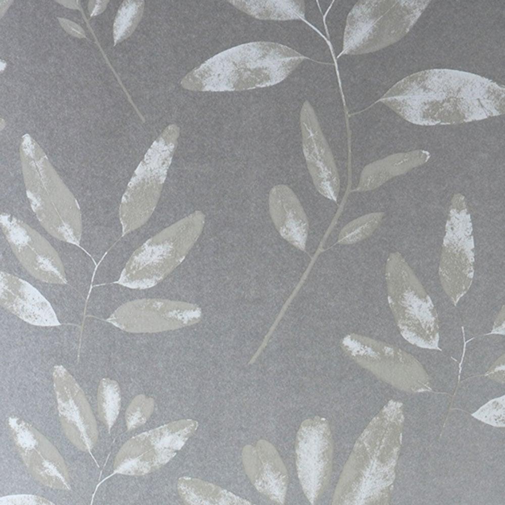 Jocelyn Warner Botanical Hand Screen Printed Leaf