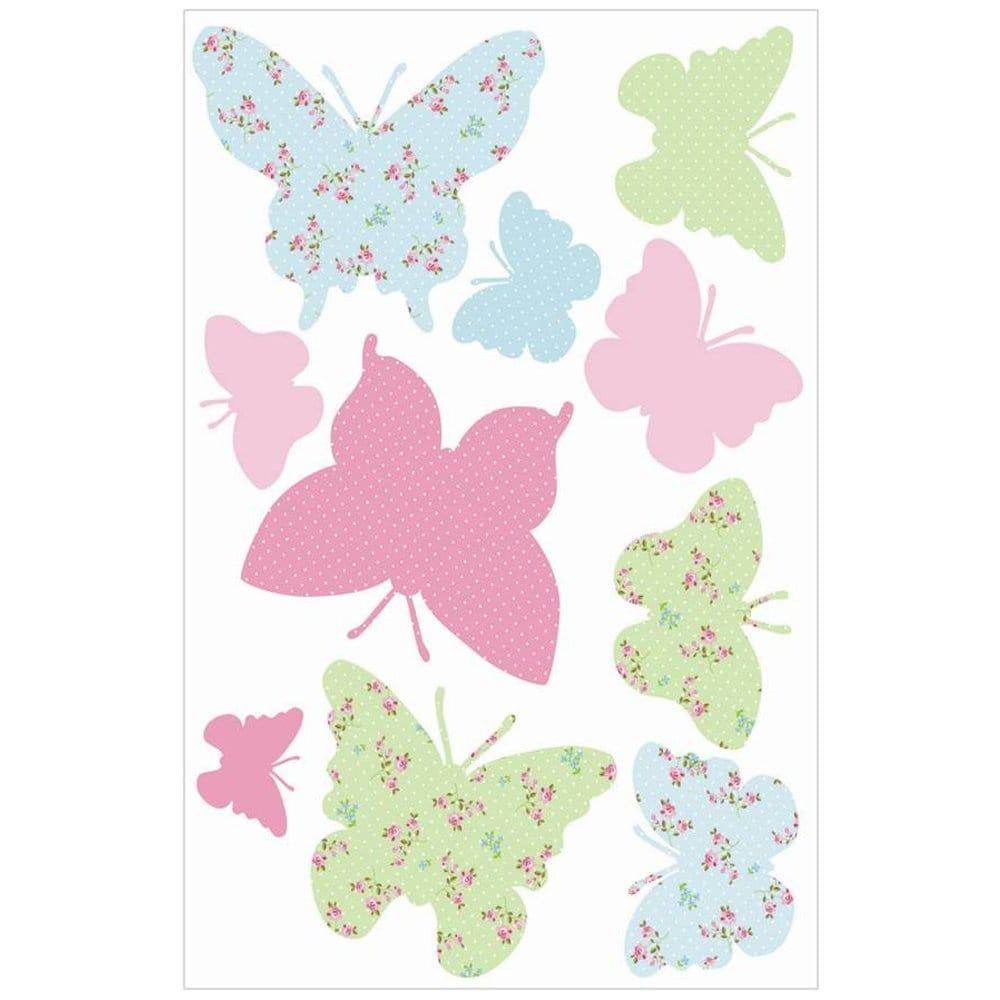 Fun4walls Butterflies Wall Stickers Maxi Stikarouds