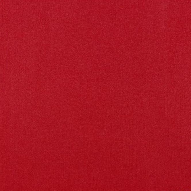 Casadeco Camengo Plain Textured Vinyl Wallpaper Red