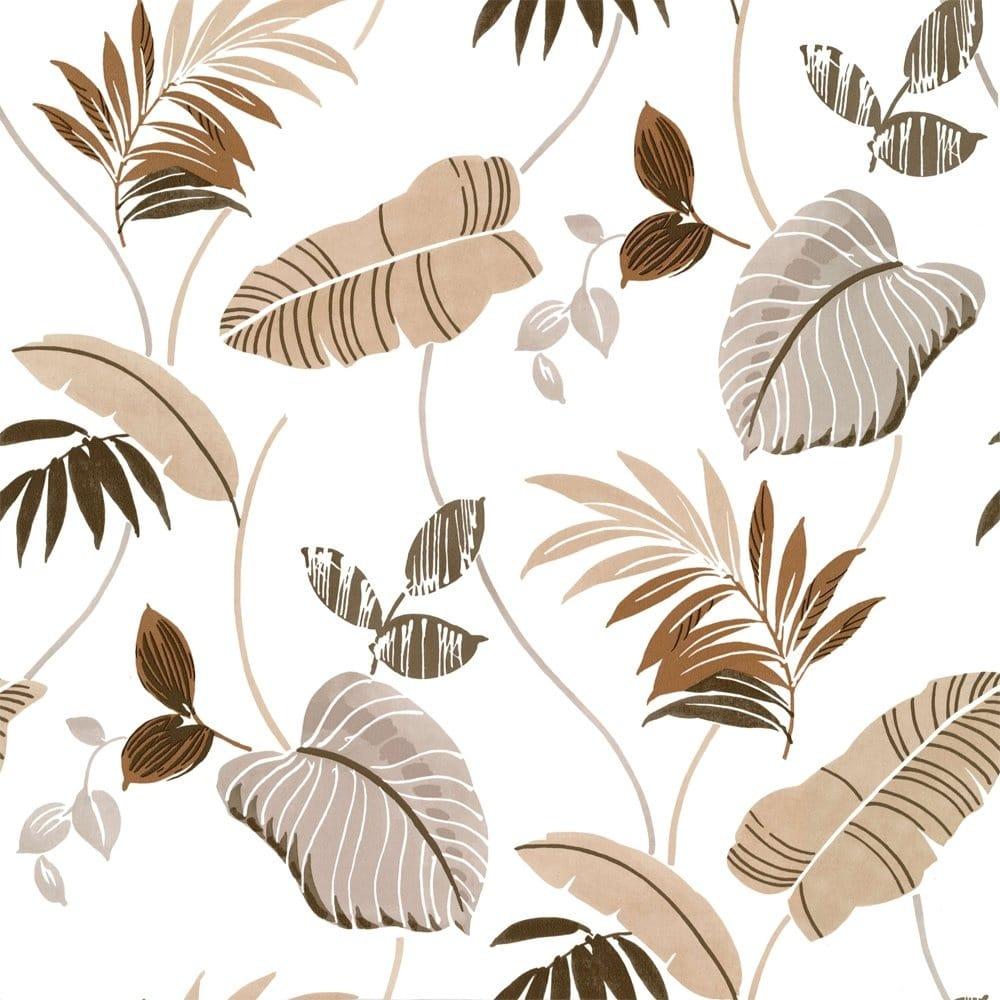 Buy Caselio Kaboo Wallpaper Cream Beige Brown - Brown and cream wallpaper