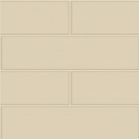Ceramica Large Tile Effect Wallpaper Cream, Light Beige (FD40120)