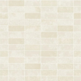 Ceramica Small Tile Effect Wallpaper Cream, Ivory (FD40119)