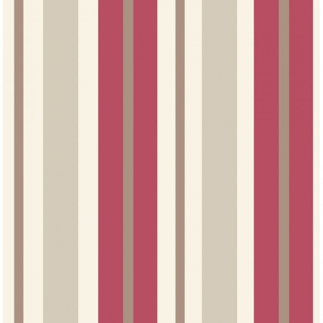brown damask stripe wallpaper red - photo #30