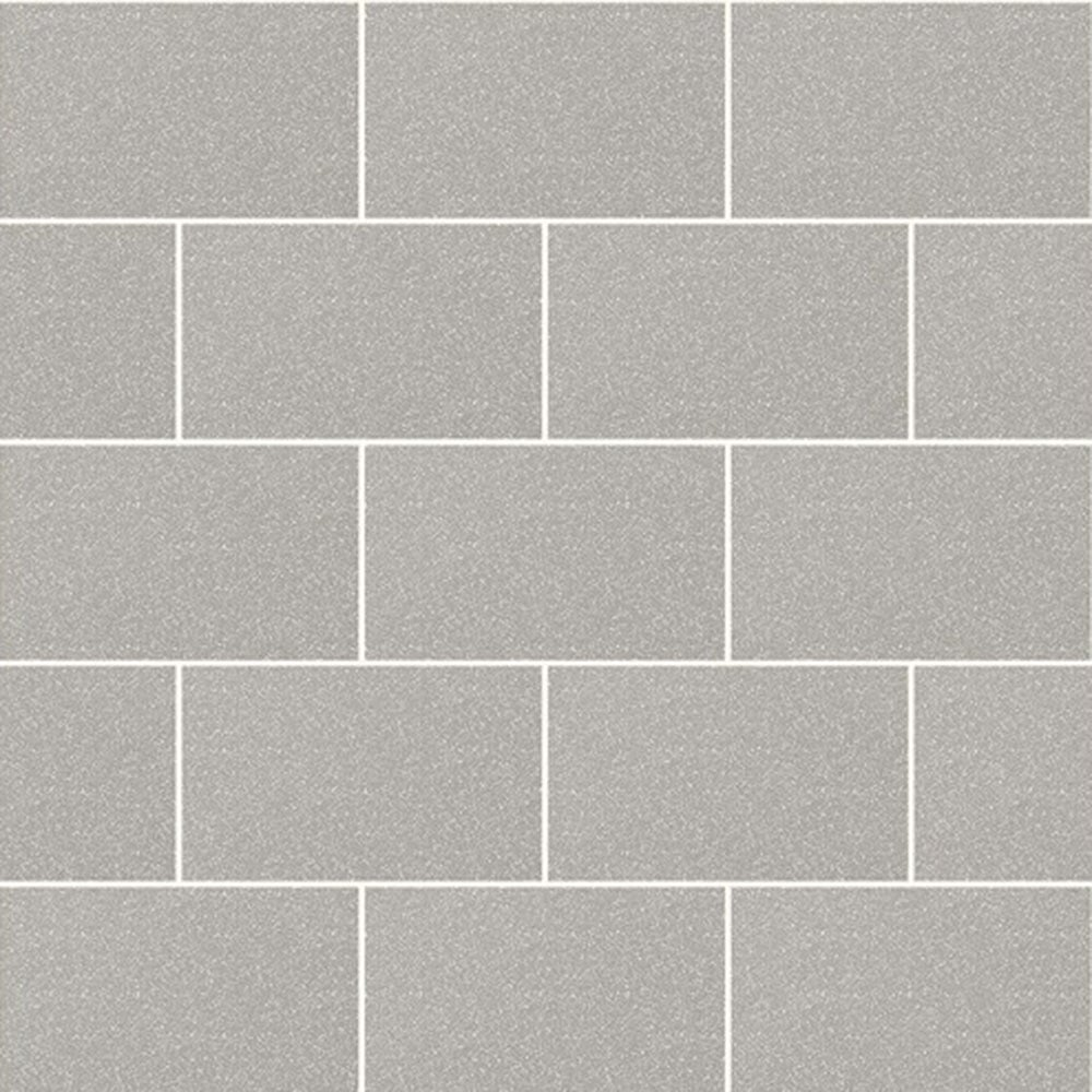 Crown London Tile Wallpaper Grey Mist (M1123) - Wallpaper from I ...