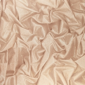 Crushed Satin Effect Wallpaper Rose Gold