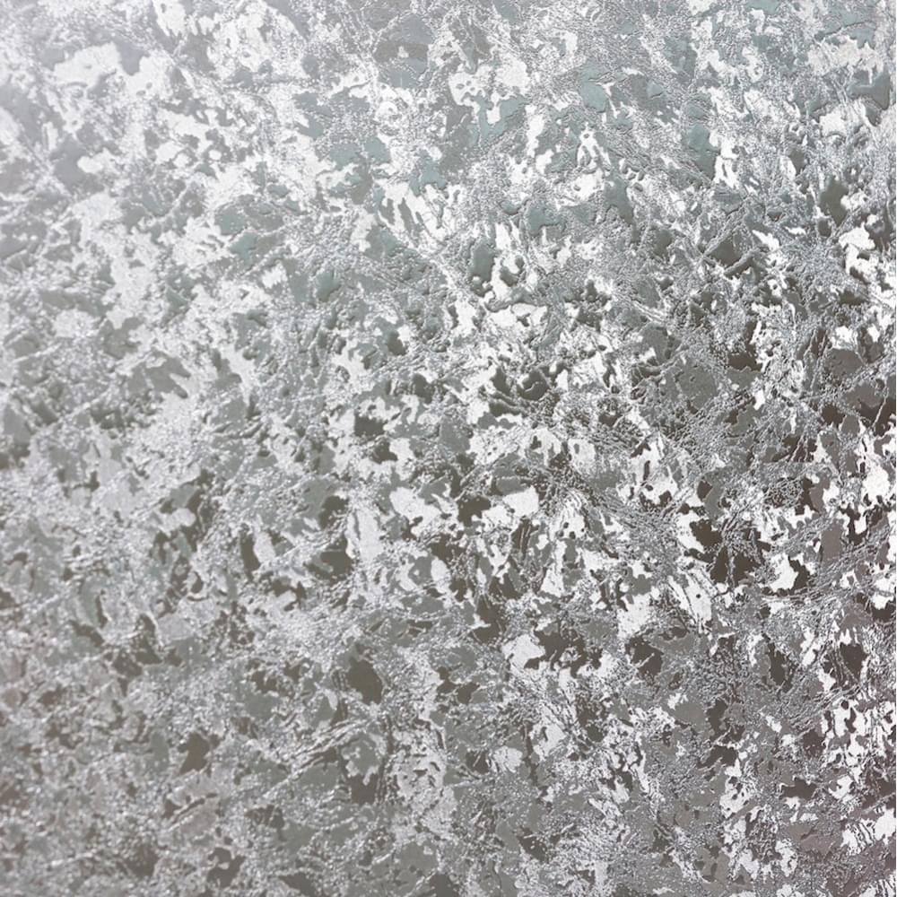 Crushed Velvet Metallic Wallpaper Silver 901503