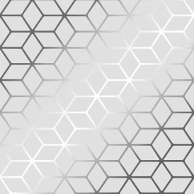 Cubic Shimmer Metallic Wallpaper Soft Grey Silver