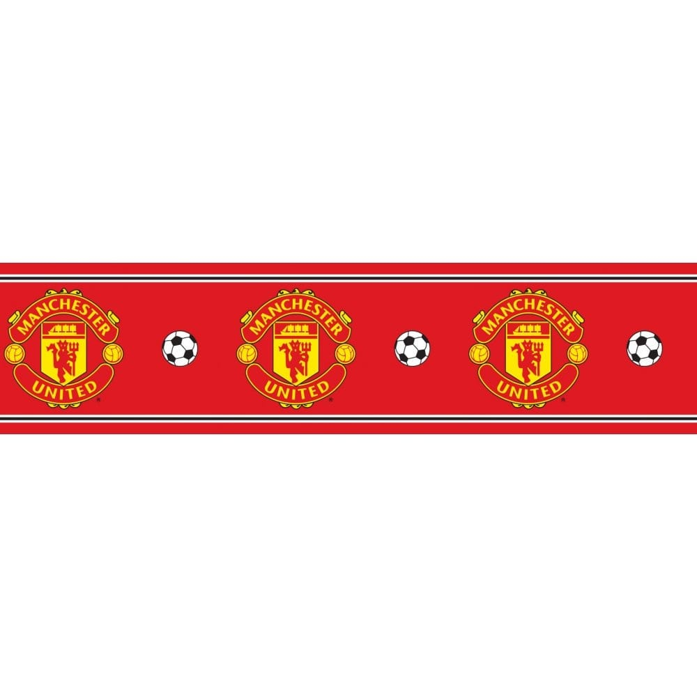 Decofun Manchester United Official Border Bo50000