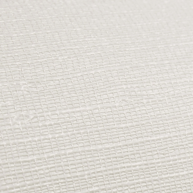 Decorline **Sample** Platinum Texture Plain Wallpaper White (DL31103-SAMPLE)
