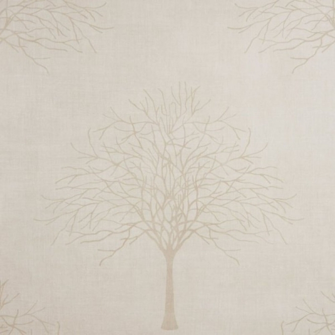 Caselio Delicate Amy Tree Wallpaper Beige, Natural (64641100)