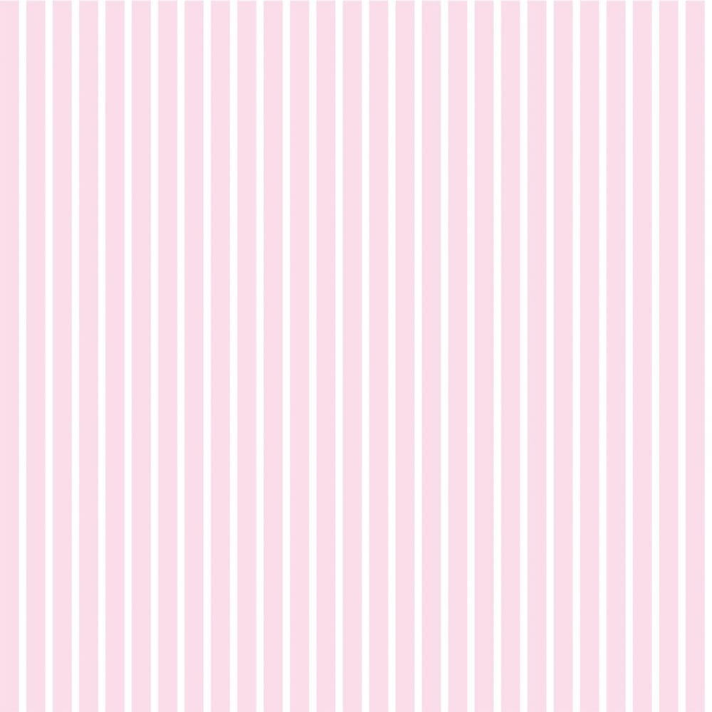 Designer selection bubblegum stripe wallpaper pink white for Pink and white wallpaper