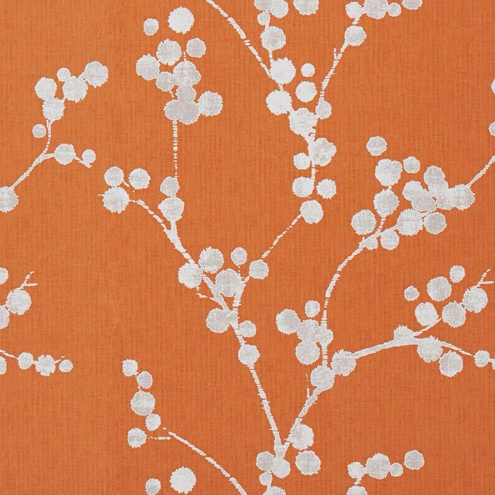 Designer Selection Elissa Wallpaper Orange 892 064 010