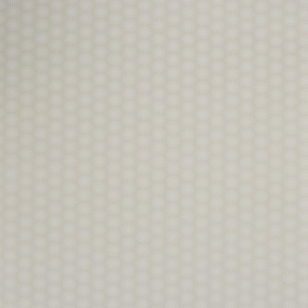 Designer Selection Natural Scattered Geo Wallpaper White