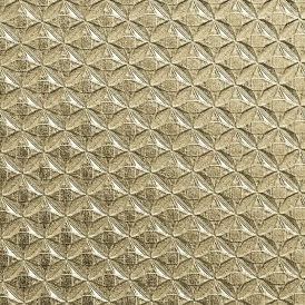 Diamond Texture Wallpaper Metallic Gold
