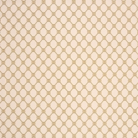 Elegante Geometric Wallpaper Cream, Gold (60512059)