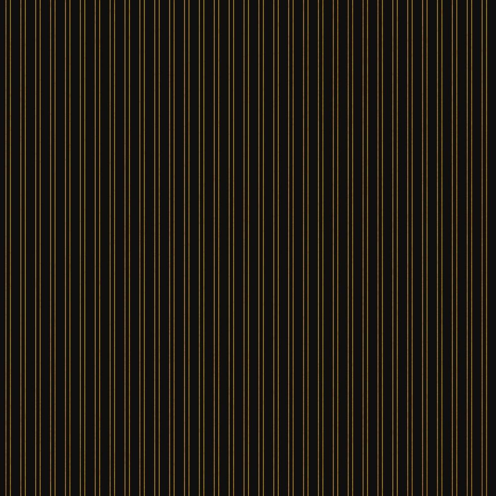 Extravagance Stripe Wallpaper Black Copper 91581