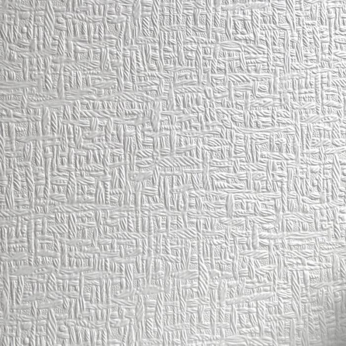 Erfurt Kensington Basket Paintable Embossed Wallpaper