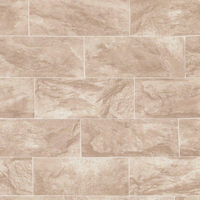 Buy Erismann Brix Sand Brick Effect Wallpaper Beige Cream