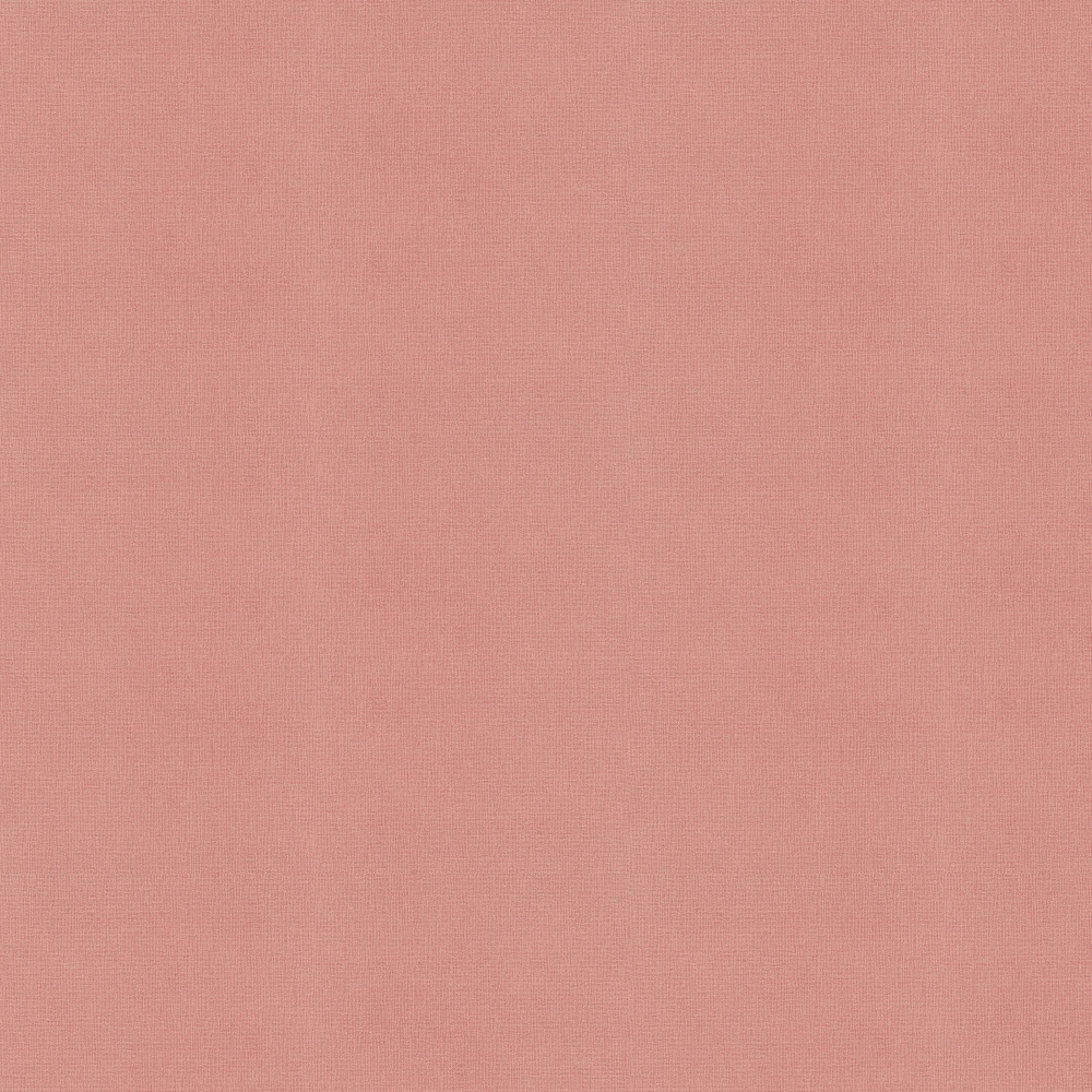 La Maison Plain Wallpaper Red Coral 6879 06