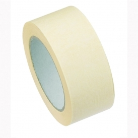 Essentials Masking Tape 48mm x 25m (Pack Of 2)