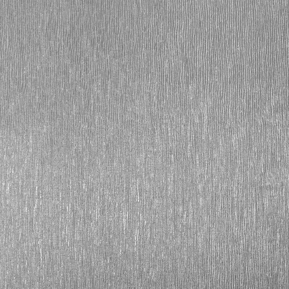 Muriva Estefania Texture Plain Wallpaper Silver