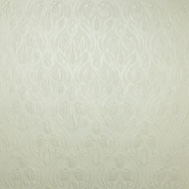 Fabrique Tulip Floral Wallpaper Green