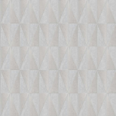 Fame Patterned Wallpaper Grey / Silver (6936-31)