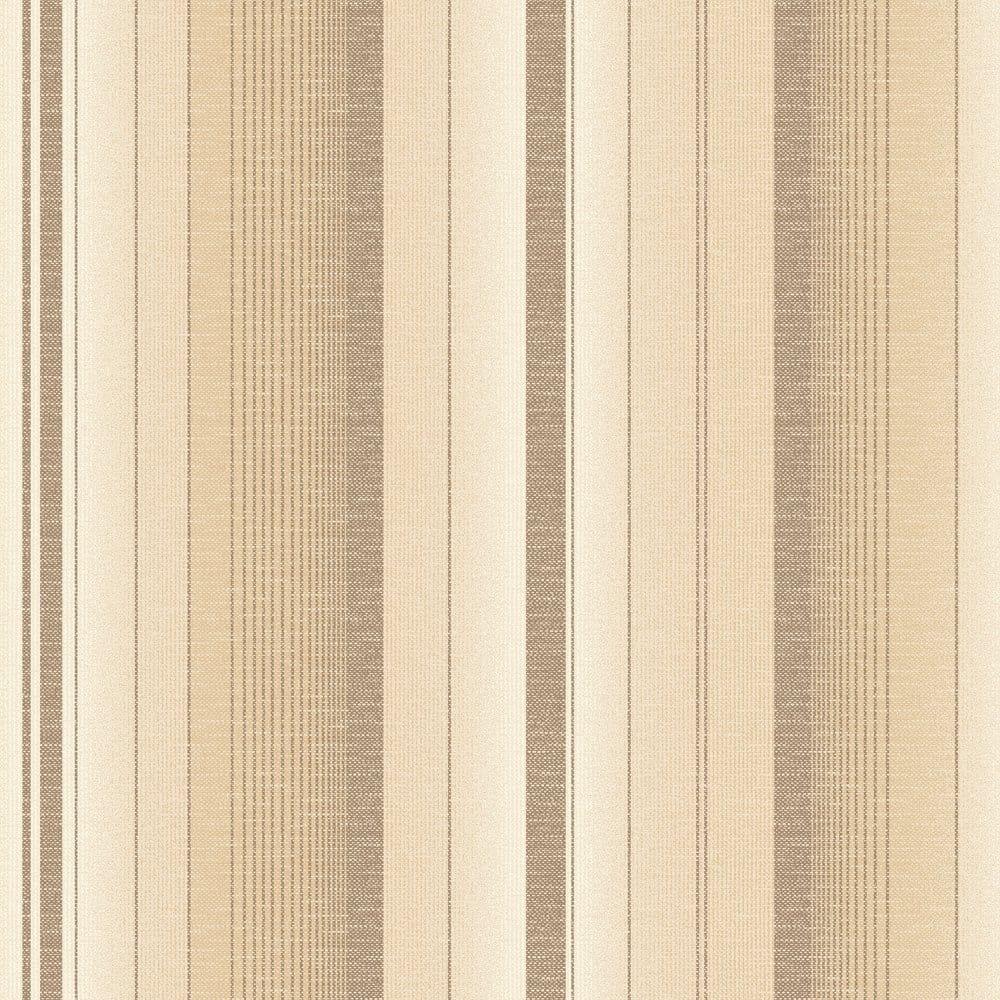 Fine Decor Amelia Striped Wallpaper Beige Cream Fd31385