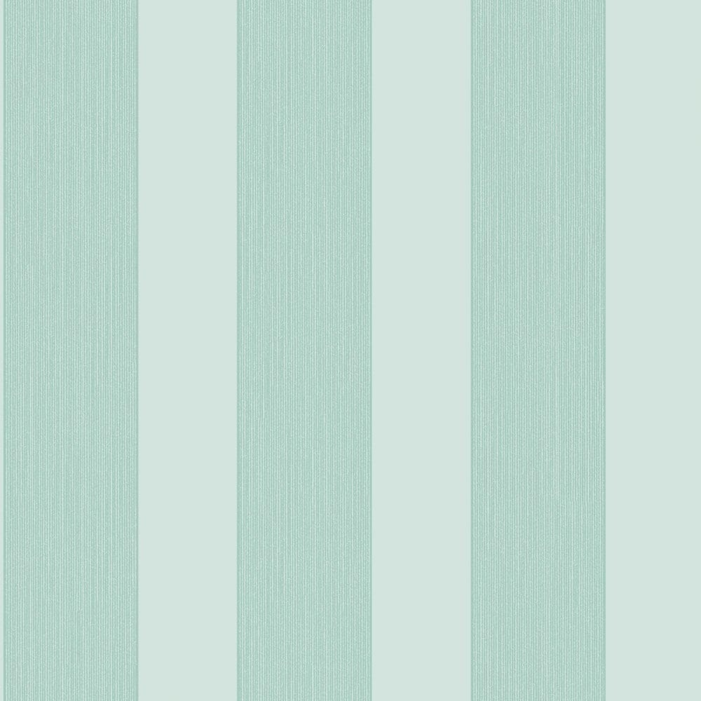 Fine Decor Burlington Stripe Wallpaper Mint Fd40620