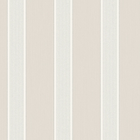 Fine Decor Cavendish Stripe Wallpaper Beige