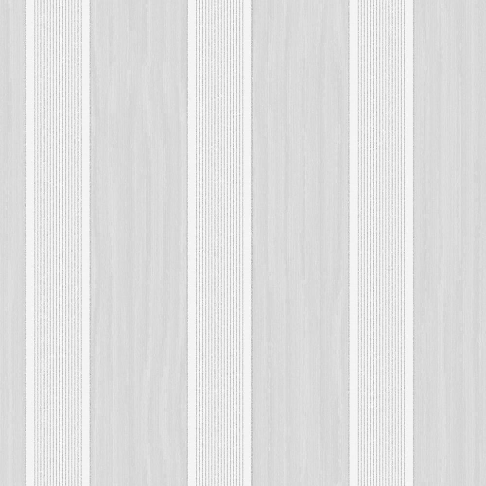 fine decor cavendish stripe wallpaper grey fd40994
