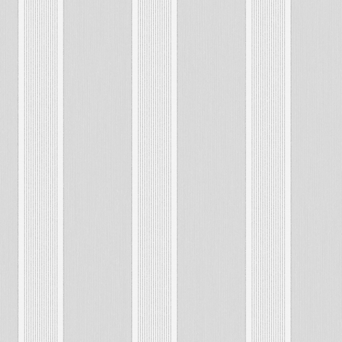 Fine Decor Glittertex Stripe Wallpaper Cream FD40960